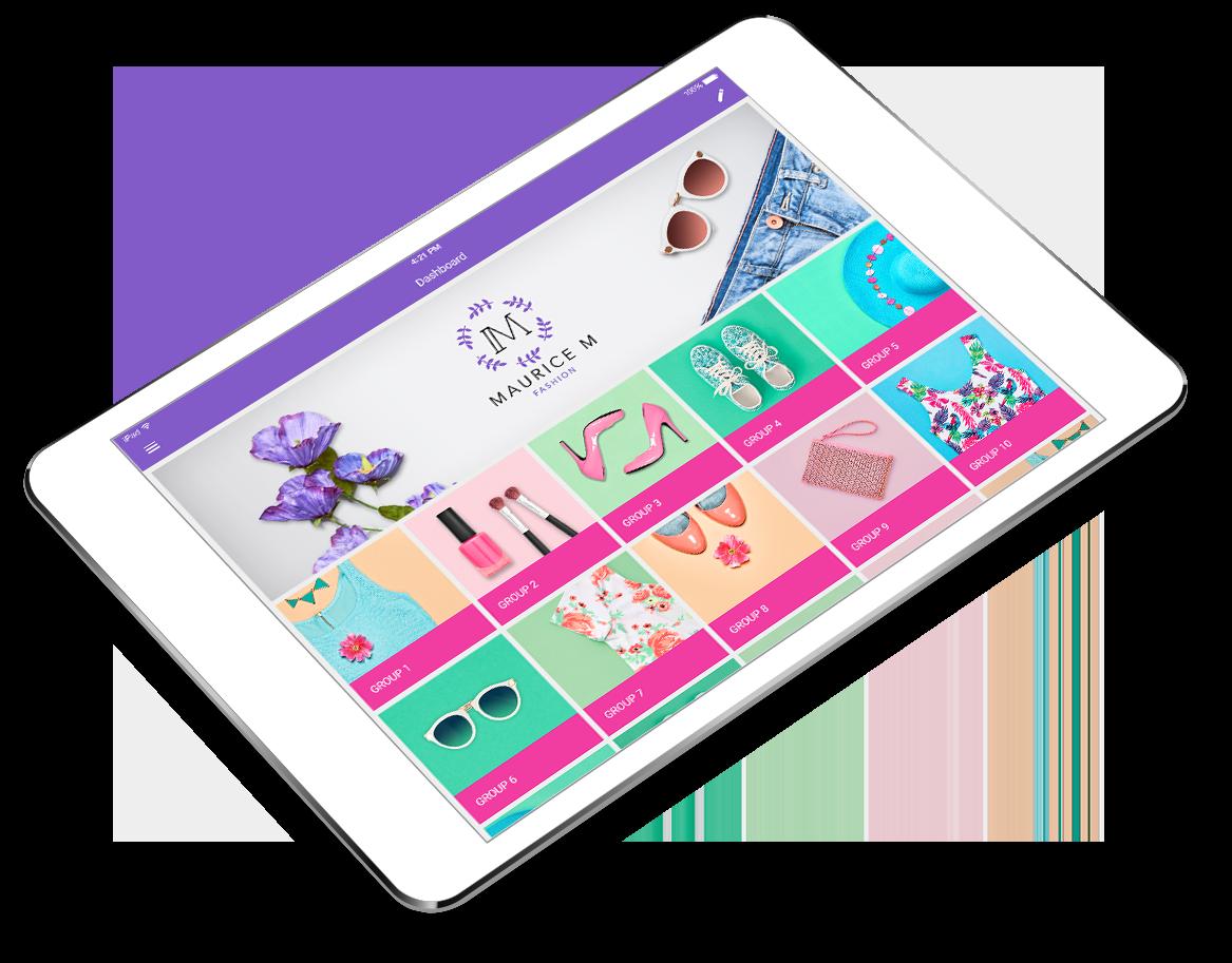 SaleSphere Vertriebs-App