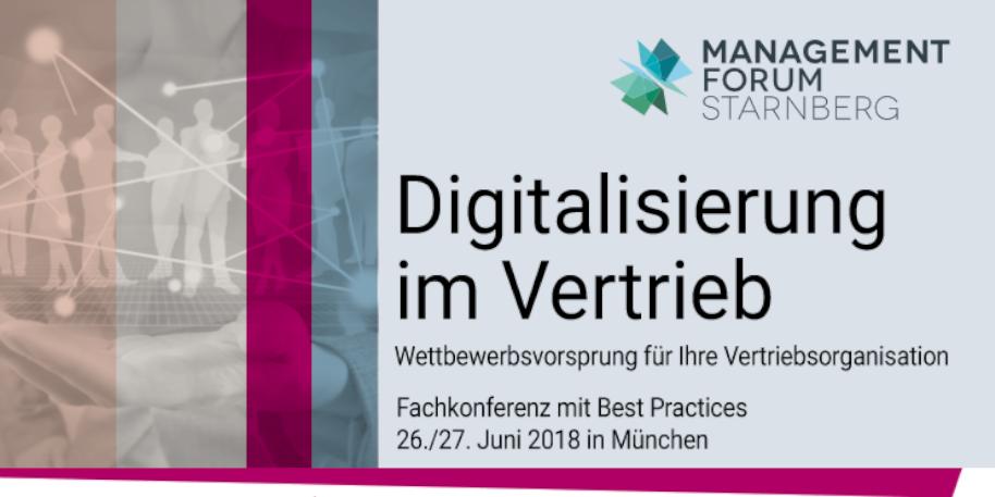 Management Forum Starnberg (Fachkonferenz 26./27. Juni)
