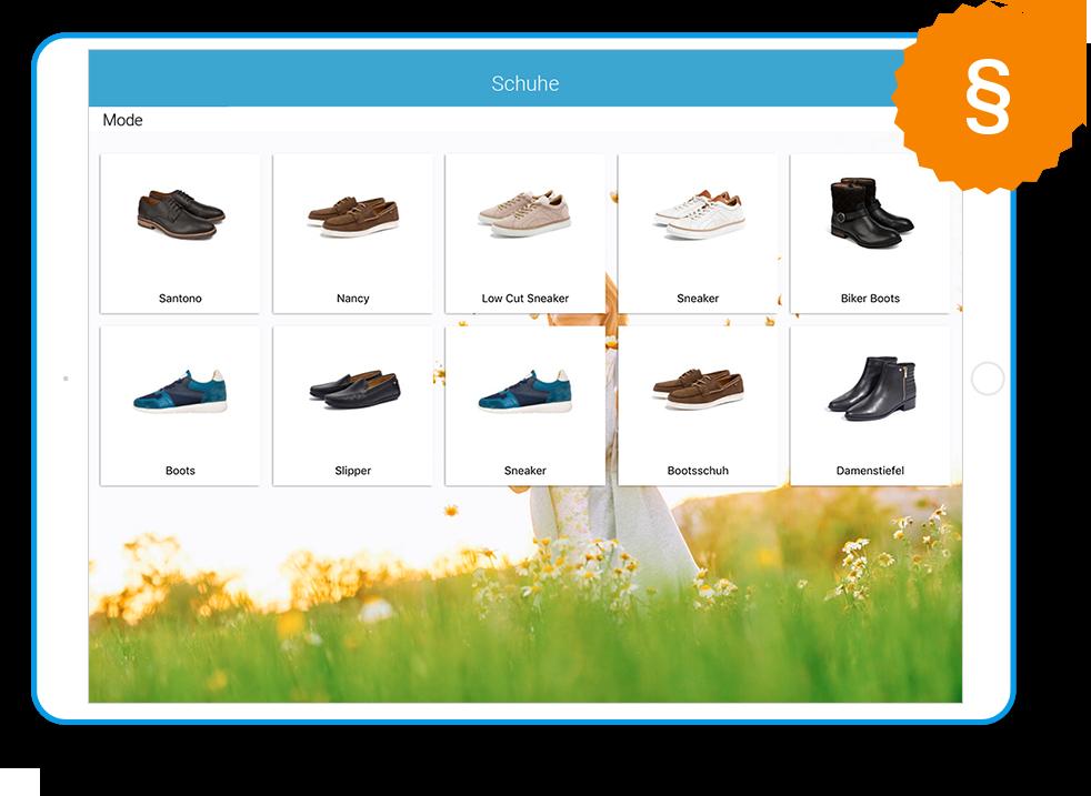 SaleSphere - Multimedialer Produktkatalog