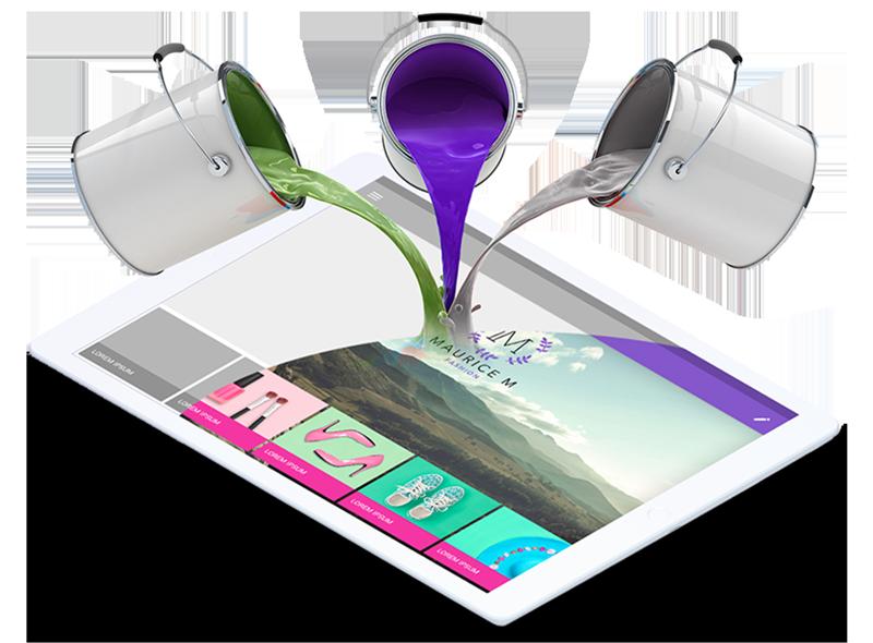 Individuelle Konfiguration der SaleSphere App