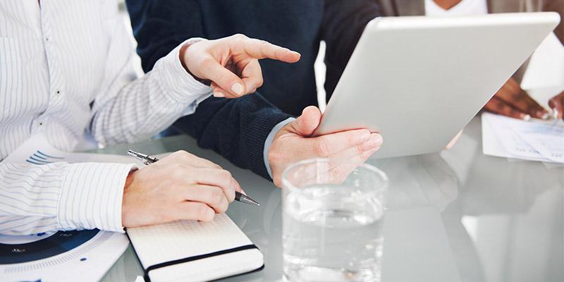 Optimieren Sie Ihr Beratungsgespräch mit SaleSphere