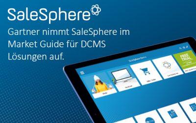 SaleSphere im Gartner Market Guide
