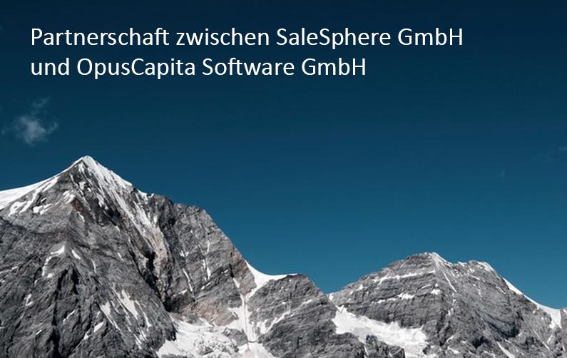 SaleSphere verkündet Partnerschaft mit OpusCapita