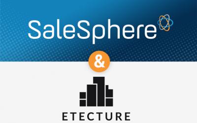 mVISE Tochterunternehmen SaleSphere verkündet Partnerschaft mit der Digitalagentur ETECTURE