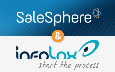 Noch mehr Sales-Power: SaleSphere ergänzt die Omnichannel-Box von infolox