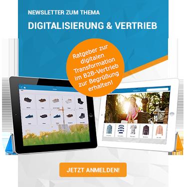 SaleSphere Newsletter zum Thema Digitalisierung und Vertrieb - Jetzt anmelden!
