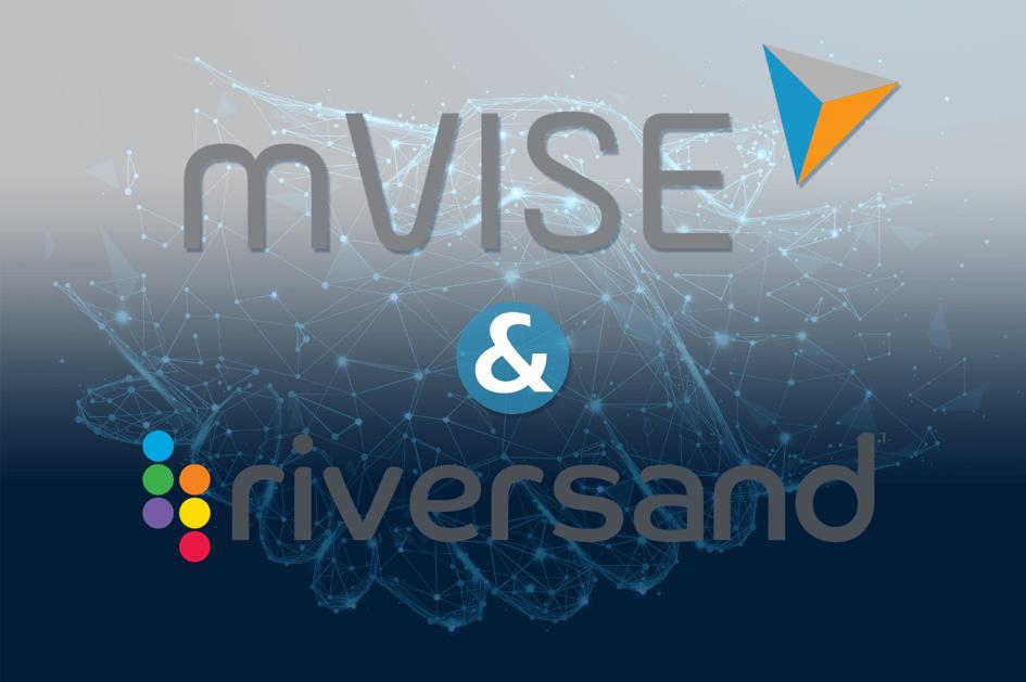 mVISE AG verkündet Technologie- und Vertriebspartnerschaft mit Riversand Technologies Inc.