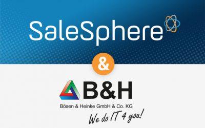 Strategische Partnerschaft mit Bösen & Heinke GmbH & Co. KG