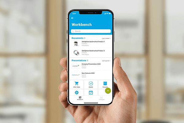 SaleSphere: Mehr als ein Vertriebswerkzeug