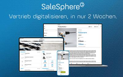 Lernen Sie SaleSphere in weniger als 10 Minuten kennen